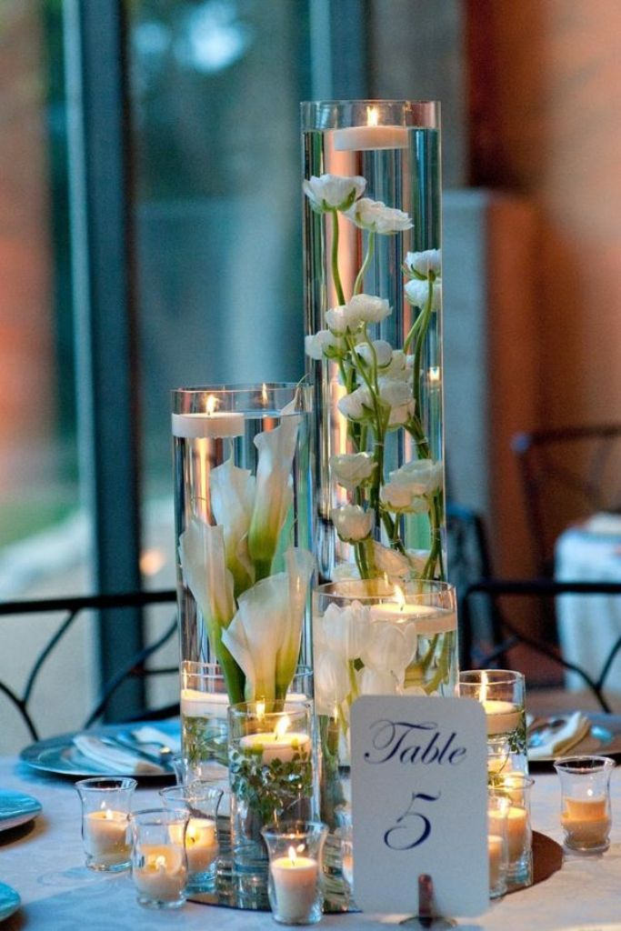 centerpiece_7 25+ Breathtaking Wedding Centerpieces Trending For 2019