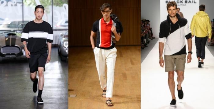 color-blocking Top 10 Hottest Men's Color Trends for 2019