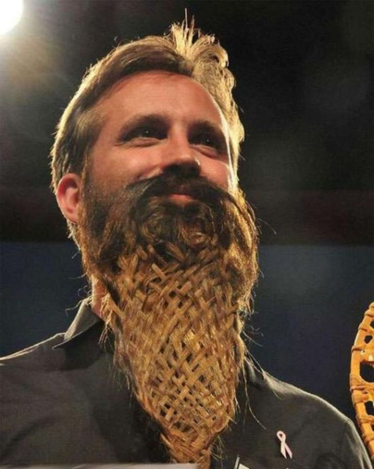 crazy_facial_hair_02 25 Crazy and Bizarre Beard and Moustache Styles