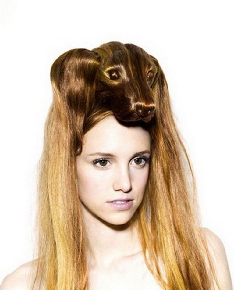 crazy_weird_hairstyle_29 25 Funny and Crazy Hairstyles to Change Yours