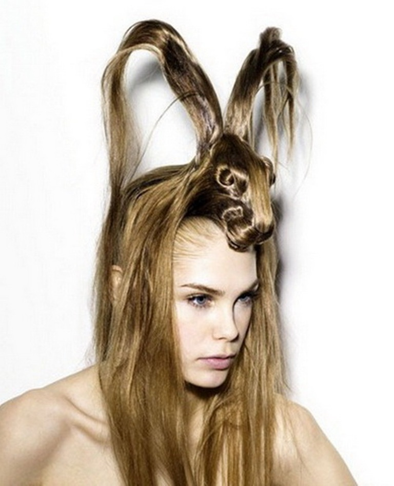 crazy_weird_hairstyle_31 25 Funny and Crazy Hairstyles to Change Yours