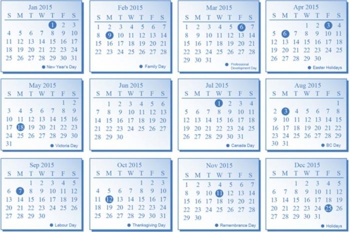 csli_calendar2015 Top 15 Holiday Calendar Designs [EXCLUSIVE] ...