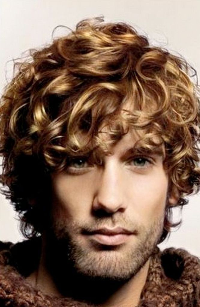 curly-mop-top. Latest 20+ Men's Hair Trends Coming for Spring & Summer 2019