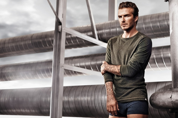 david-beckham-bodywear-for-hm-2014-spring-campaign-2 Top 15 Celebrity Men's Fashion Trends for Summer