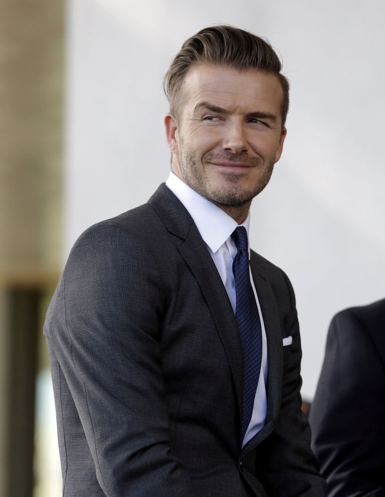 david-beckham-feb-five-2014 15+ Stylish Celebrity Beard Styles for 2020