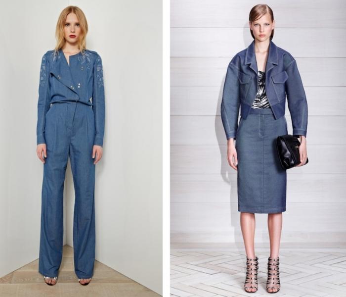 denim-resort Top 10 Fashion Trends from Resort