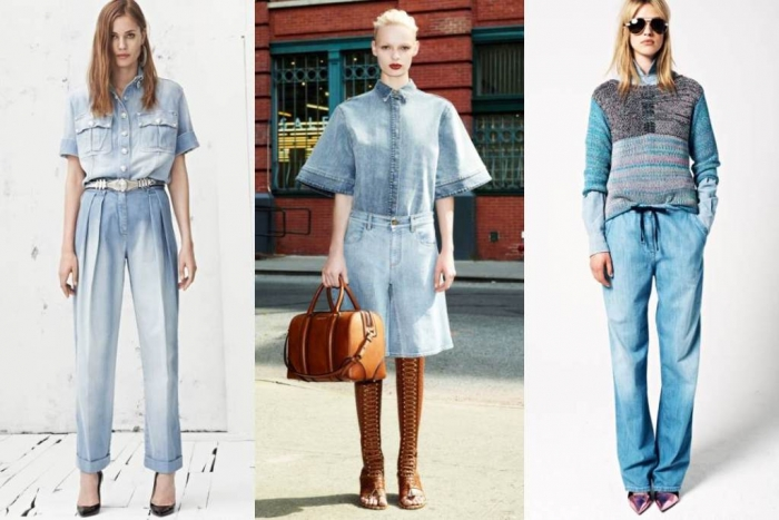 denim-trends-bleached-resort2013 Top 10 Fashion Trends from Resort