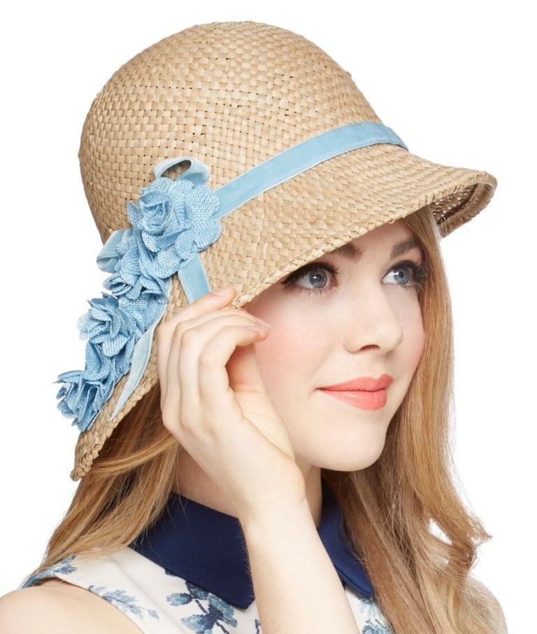 e9eabf24c1e77f9ff8a2282e04407560 10 Hottest Women's Hat Trends for Summer