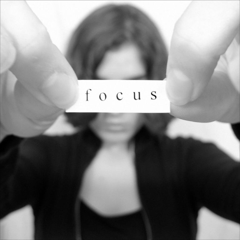 focus Magic: A Girl Got Invisible, and How You Can!