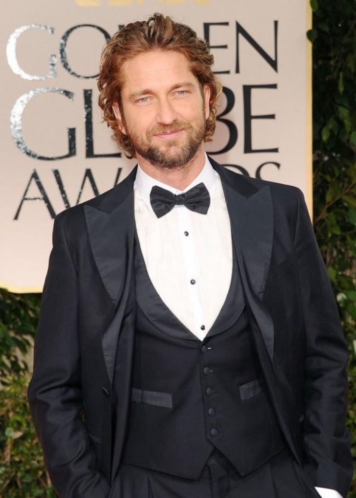 gerard-butler-golden-globes-2012-02-620x869 Best Chosen 15 Celebrity Beard Styles for 2019