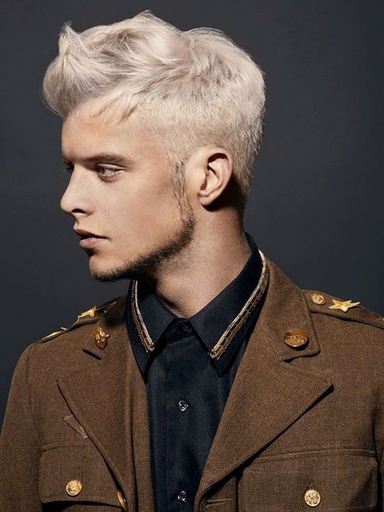 hairstyles-for-teenage-guys 20+ Best Chosen Men's Hair Color Trends for 2019