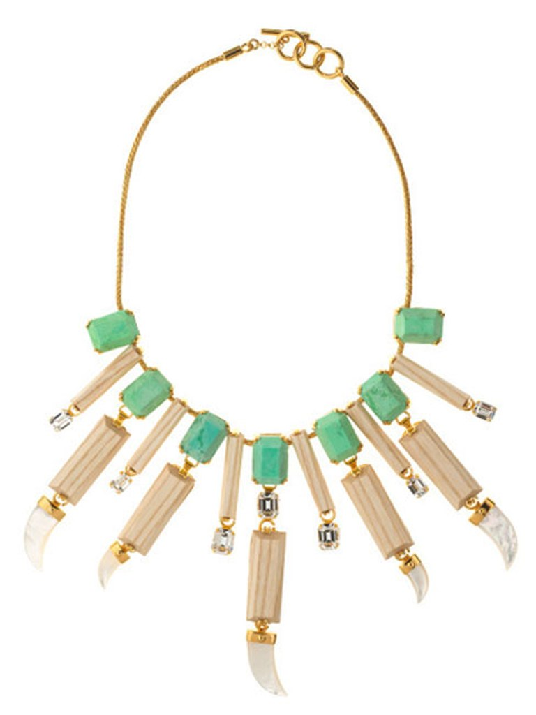 houseofevergladesnecklace Hottest 20 Necklace Trends for Summer 2017