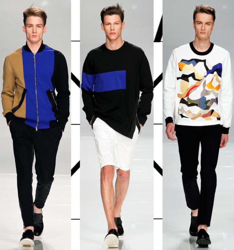 iceberg-mens-spring-2014 Top 10 Hottest Men's Color Trends