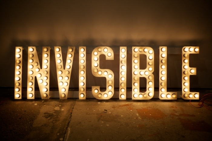 invisible1 Magic: A Girl Got Invisible, and How You Can!