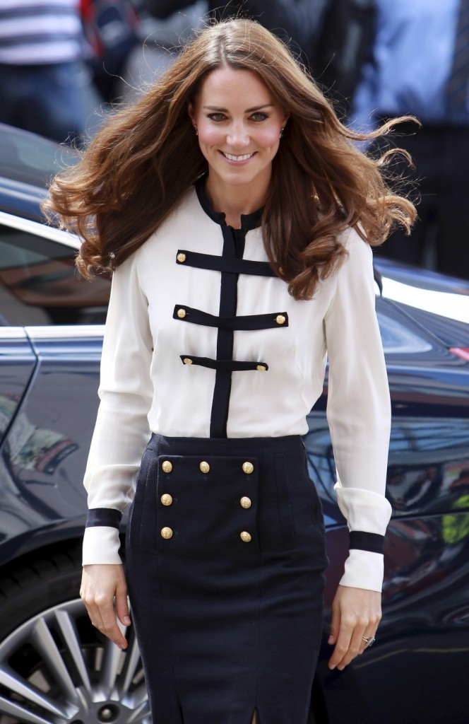 kate-middleton-formals 20 Military Clothing Fashion Trends 2017 ... [UPDATED]