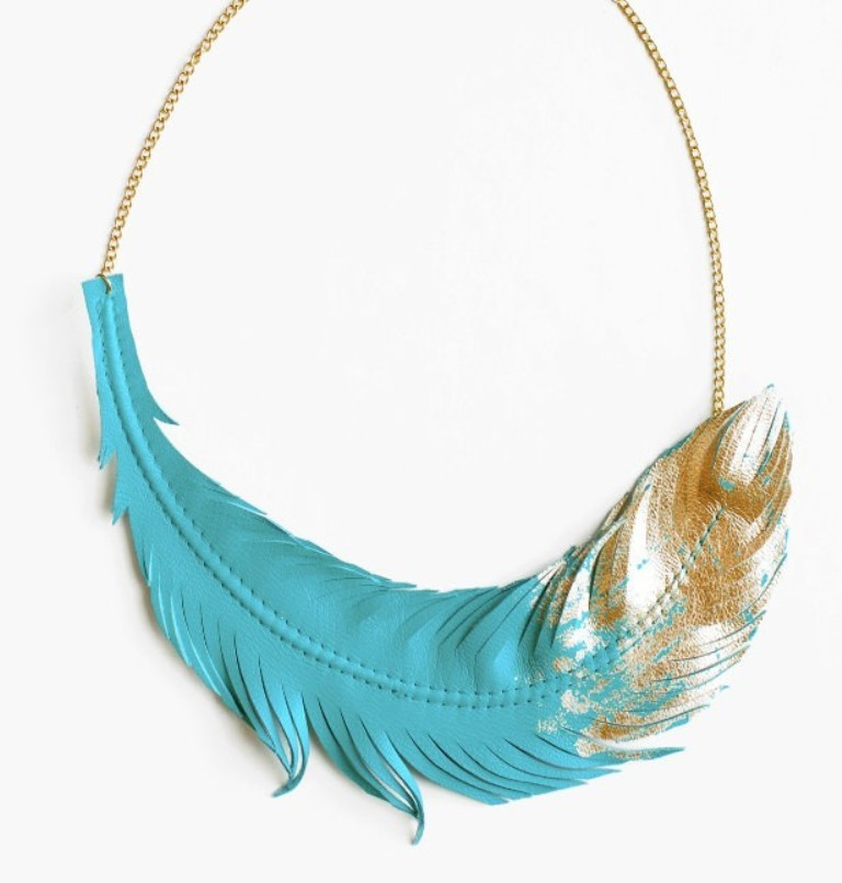 leather-necklace-spring Hottest 20 Necklace Trends for Summer 2017
