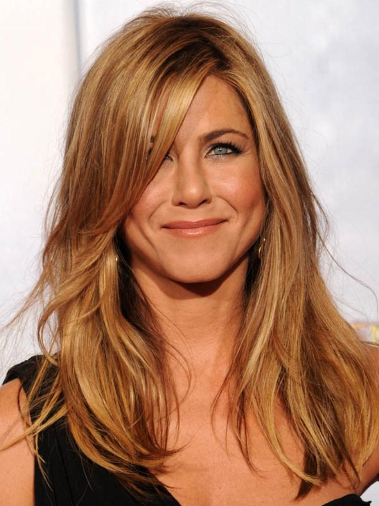 light-golden-brown-hair-dye-on-blonde-hair 15 Hottest Celebrity Hair Color Trends for Spring & Summer Chosen For 2020