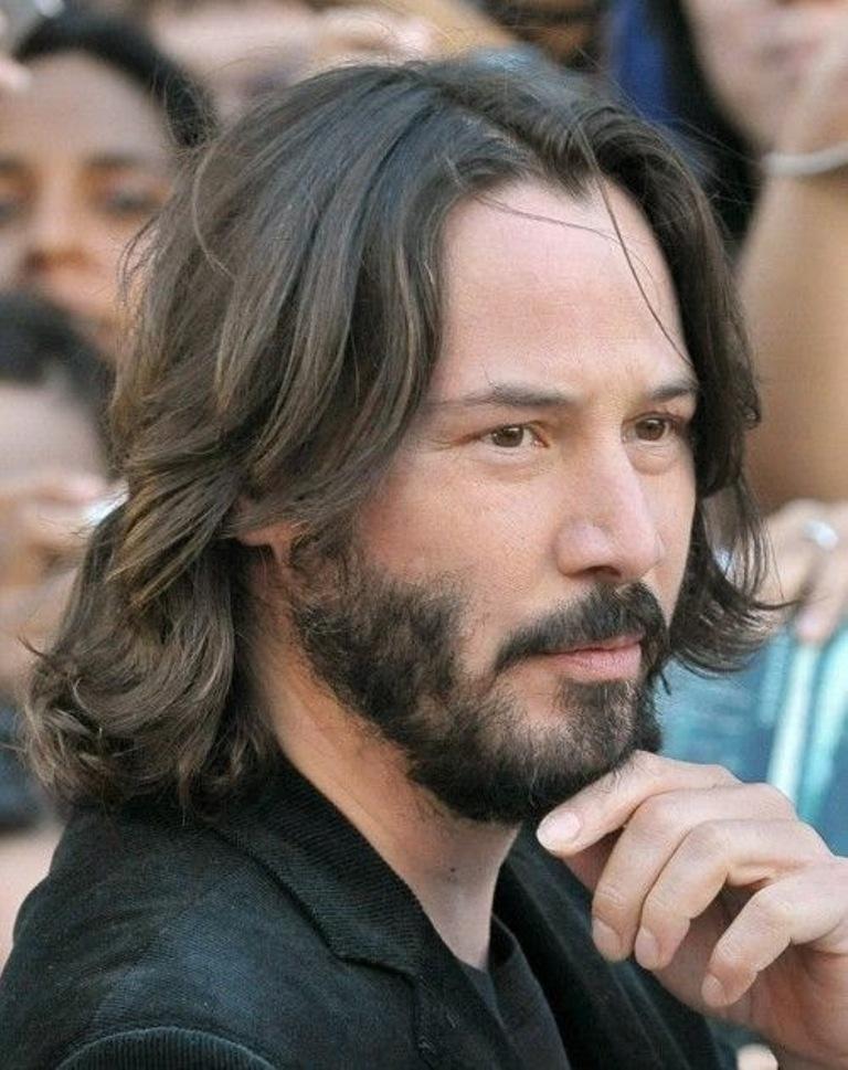long-hairstyles-for-men-with-beards Best Chosen 15 Celebrity Beard Styles for 2019