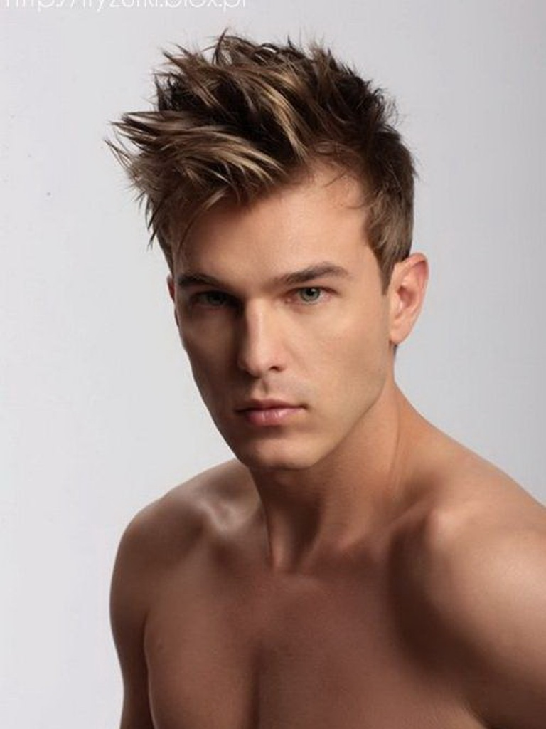 Men Short Hairstyles 2014 Pouted Online Magazine