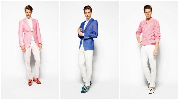 mens-spring-2014-trends6 2017 Men's Color Trends ... [UPDATED]