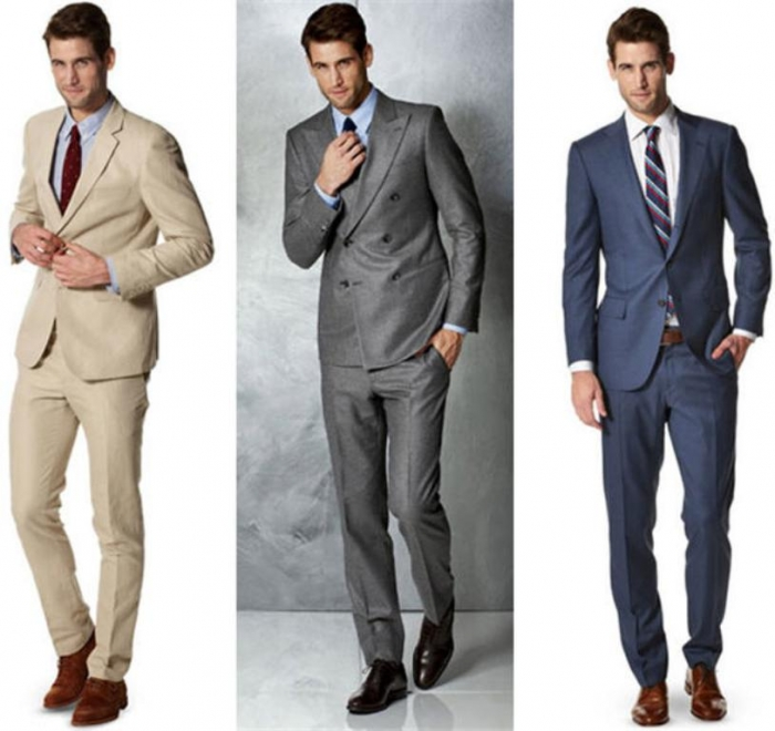 mens-suits-blazers-2014 2017 Men's Color Trends ... [UPDATED]