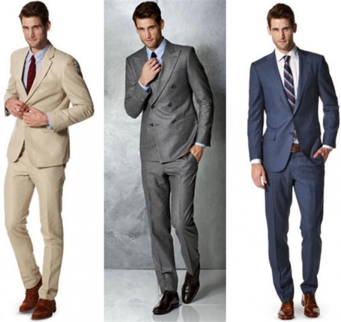 mens-suits-blazers-2014 Top 10 Hottest Men's Color Trends