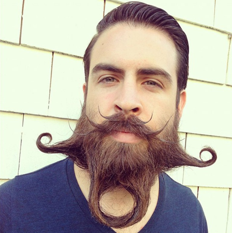 mr-incredibeard-beard-styles-22 25 Crazy and Bizarre Beard and Moustache Styles