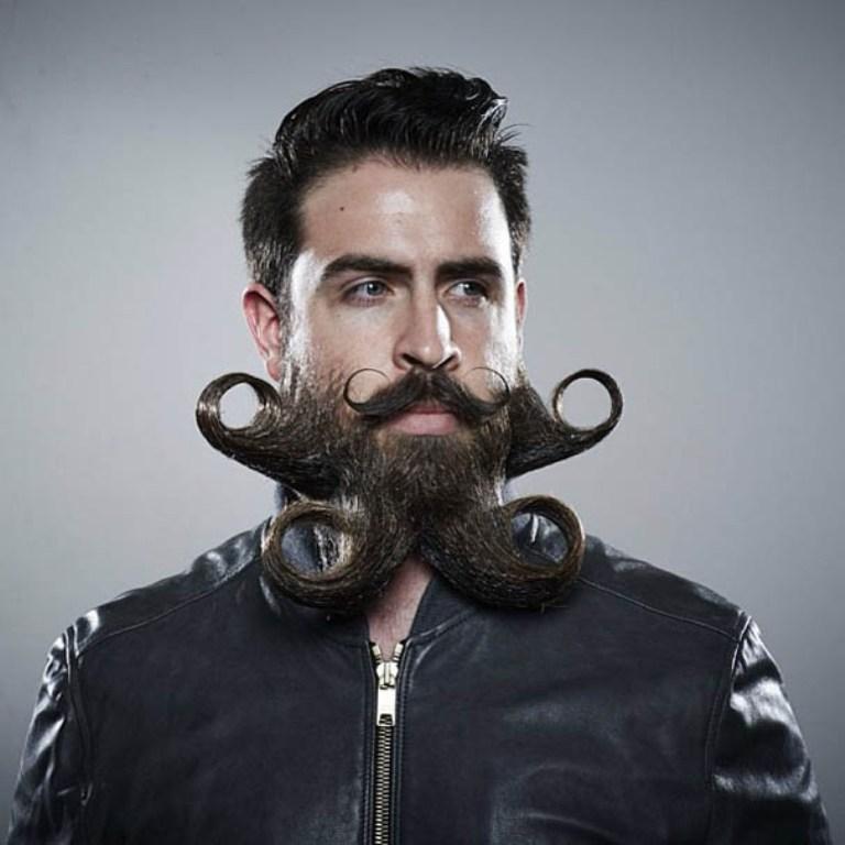 mr-incredibeard-beard-styles-9 25 Crazy and Bizarre Beard and Moustache Styles