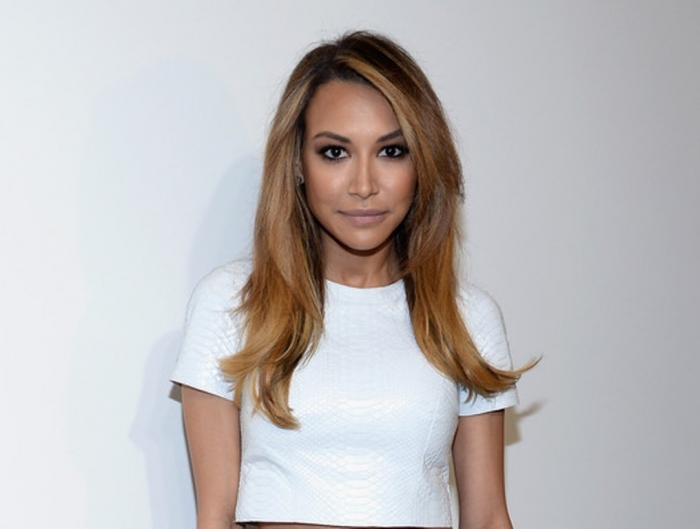 naya-rivera-michael-kors-fall-2014-show-2 Celebrity Hair Color Trends for Spring & Summer 2017 ... [UPDATED]