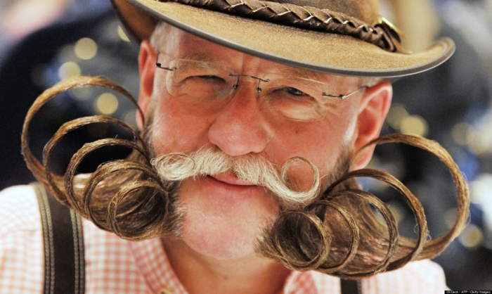 o-GERMAN-BEARD-CHAMPIONSHIPS-facebook 25 Crazy and Bizarre Beard and Moustache Styles