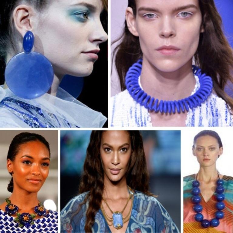 ocean-hue-jewellery-trend 20 Most Popular Summer 2017 Jewelry Trends