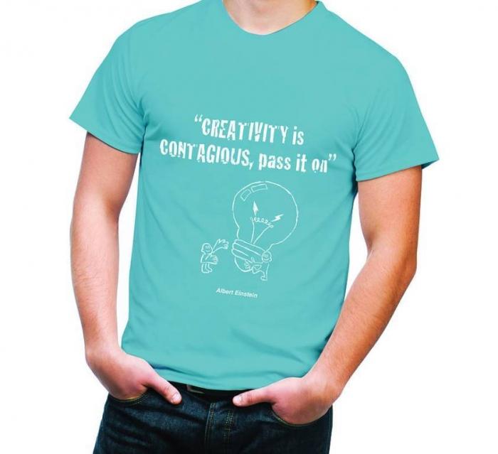 original_men-s-einstein-slogan-t-shirt 80's Fashion Trends for Men