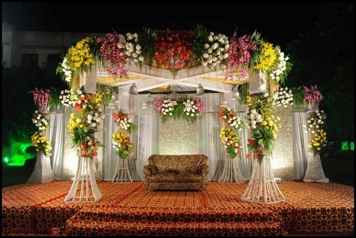 outdoor-wedding-decorations-ideas 25+ Breathtaking Wedding Decoration Ideas in 2020