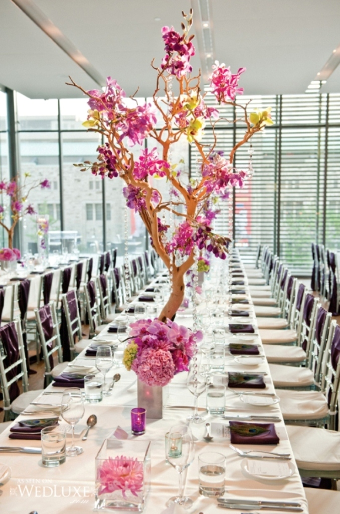 purple-tree-wedding-centerpieces-8hlqqzas 25+ Breathtaking Wedding Centerpieces Trending For 2019