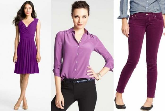radiant-orchid-clothing-495x334 Top 12 Hottest Women's Color Trends Coming for 2019