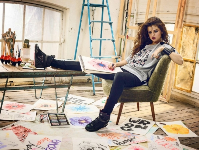 selena-gomez-adidas-neo-summer-collection-2014_24 21+ Most Stylish Teen Fashion Trends for Summer 2019