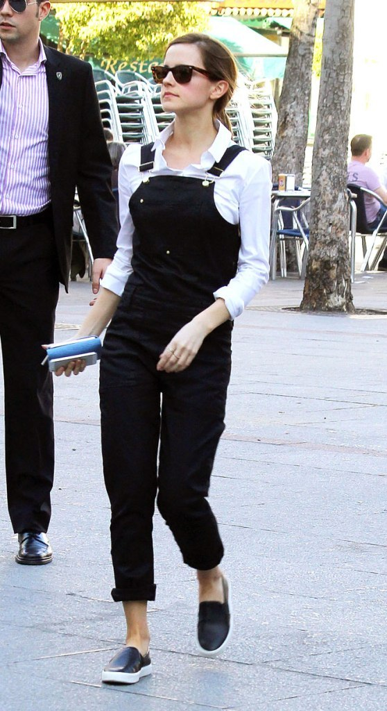 sev-emma-watson-overalls-s2 21+ Most Stylish Teen Fashion Trends for Summer 2020