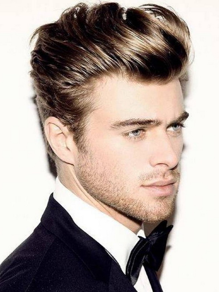 side-part-hairstyles-men-2014 Latest 20+ Men's Hair Trends Coming for Spring & Summer 2019