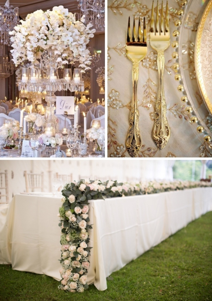 southboundbride-2014-wedding-trends-opulence-007 Latest 20 Wedding Trends That All Couples Should Know