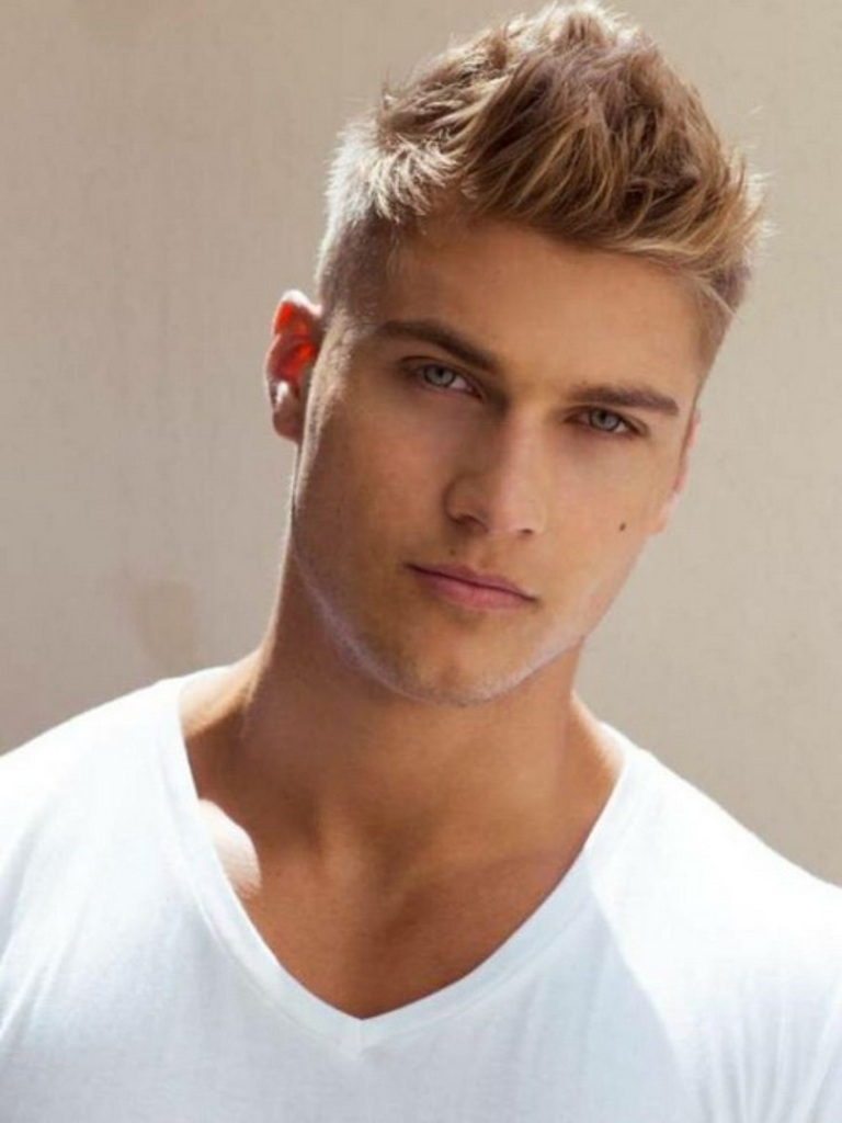 spiky-hairstyles-for-men-2014 Latest 20+ Men's Hair Trends Coming for Spring & Summer 2019