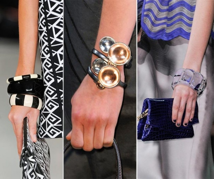 spring_summer_2014_accessory_trends_bracelets2 20+ Most Stylish Summer Jewelry Trends