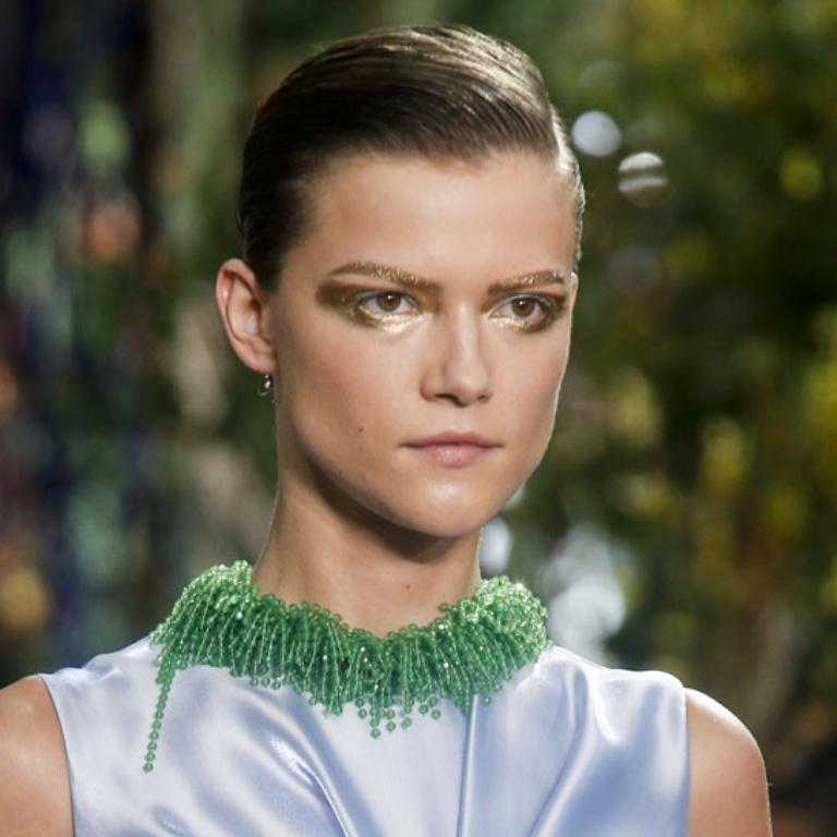tendances_bijoux_fashion_week_printemps___t___2014_christian_dior_60404945_north_545x Hottest 20 Necklace Trends for Summer 2017