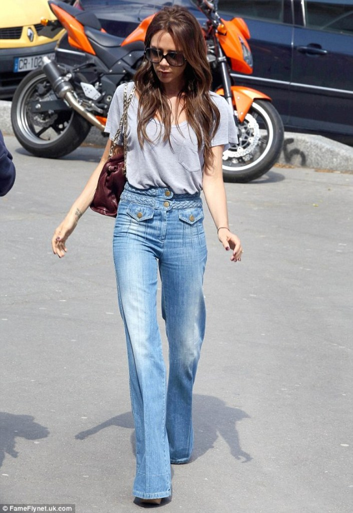 victoria-beckham-chloe-high-waisted-wide-leg-chloe-jeans Top 20 Fashion Trends that Men Hate