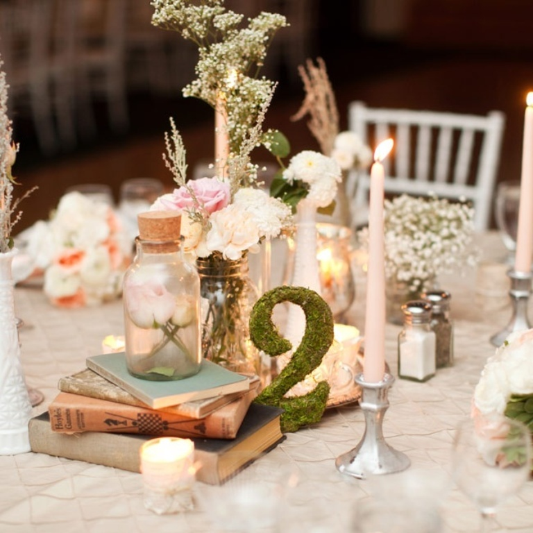 vintage-wedding-centerpiecesgreen-wedding-centerpieces-fhfkc7zn 25+ Breathtaking Wedding Centerpieces Trending For 2020