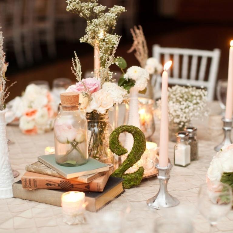 vintage-wedding-centerpiecesgreen-wedding-centerpieces-fhfkc7zn 25 Breathtaking Wedding Centerpieces in 2016