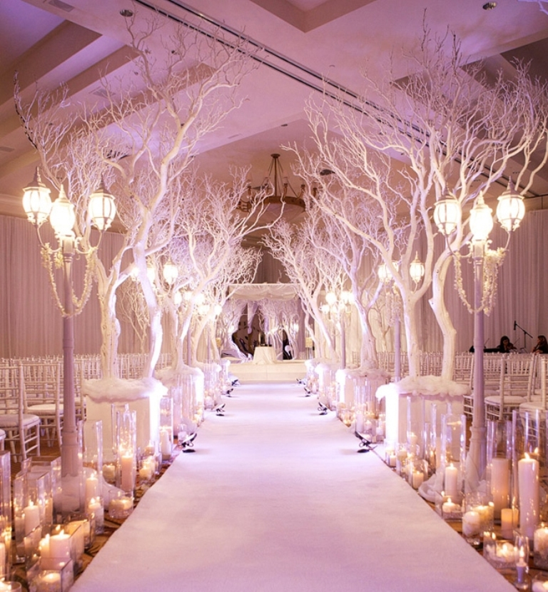 wedding-ceremony-decoration-checklist 25+ Best Wedding Decoration Ideas in 2019