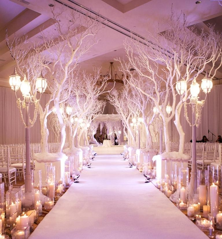 wedding-ceremony-decoration-checklist 25+ Breathtaking Wedding Decoration Ideas in 2020