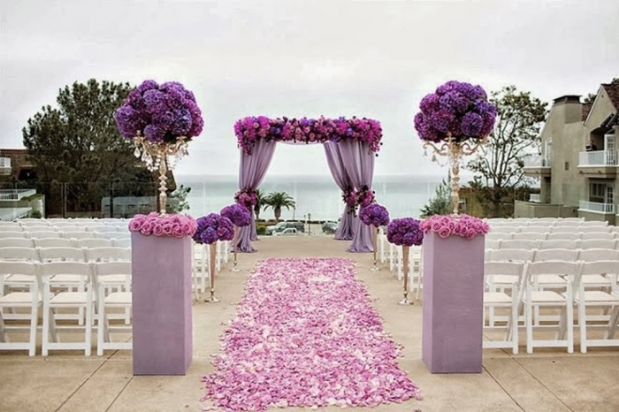 wedding-ceremony-decorations-3 25+ Best Wedding Decoration Ideas in 2019