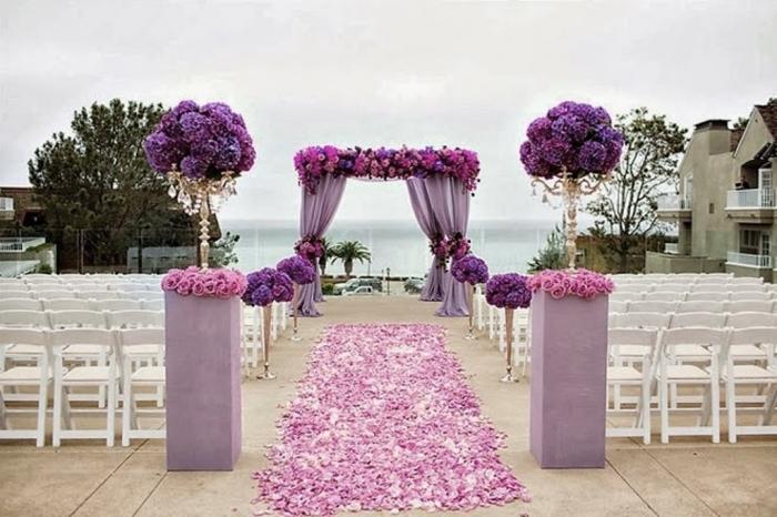wedding-ceremony-decorations-3 25+ Breathtaking Wedding Decoration Ideas in 2020