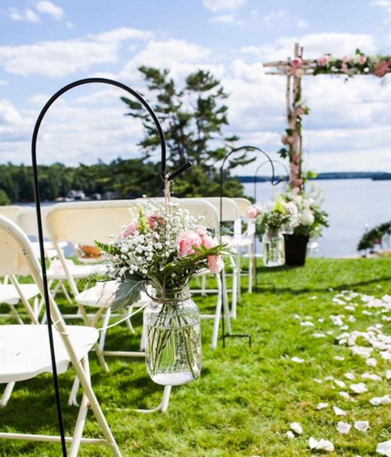 wedding-garden-ideas-with-flower-decoration-2014 25+ Breathtaking Wedding Decoration Ideas in 2020
